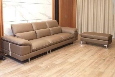 Sofa băng 3 chỗ tựa gật gù mã 166