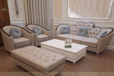 Bộ sofa tân cổ điển 1+1+3 mã 247