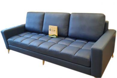 Sofa đệm nhiều ô vuông nhỏ mã 2400mm mã 189