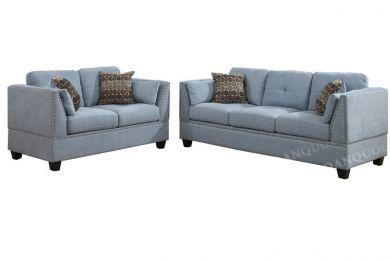 Ghế sofa vải mã 33