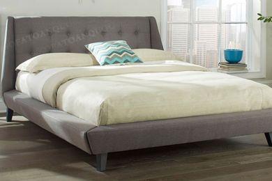 Giường ngủ bọc vải mã 24