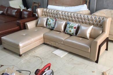 Ghế Sofa Da Mã 167