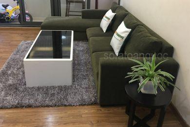 Ghế sofa vải mã 69