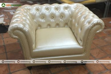 Ghế sofa đơn spa đẹp giá rẻ mã 50
