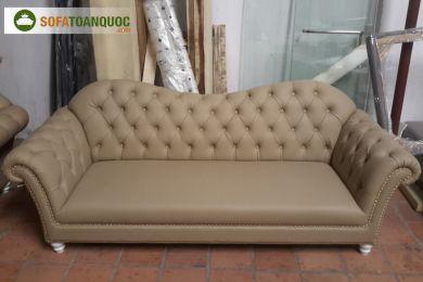 Mẫu ghế sofa băng(văng) đẹp giá rẻ mã 111