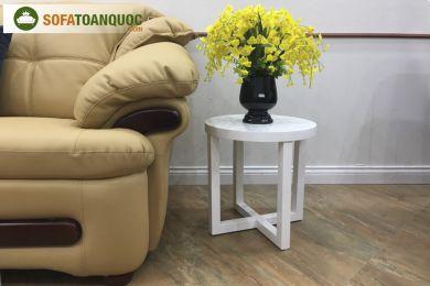 táp sofa phong cách để lọ hoa