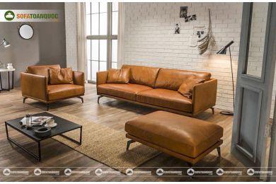 Ghế sofa da mã 199