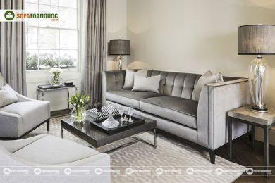 Ghế sofa vải mã 84