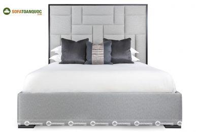Giường ngủ bọc vải mã 68