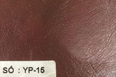 Mẫu da microfiber samebook Yp mã 15