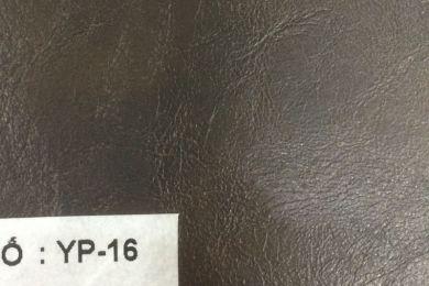 Mẫu da microfiber samebook Yp mã 16