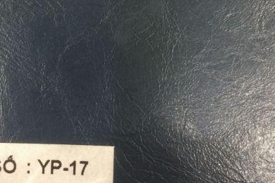 Mẫu da microfiber samebook Yp mã 17