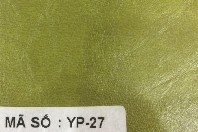 Mẫu da microfiber samebook Yp mã 23