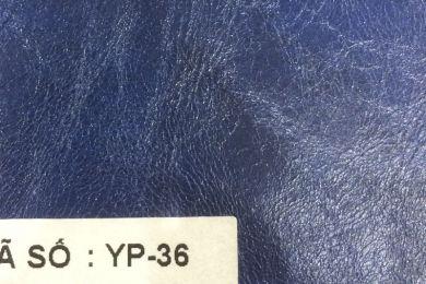 Mẫu da microfiber samebook Yp mã 27