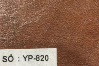 Mẫu da microfiber samebook Yp mã 36
