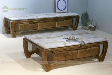Mẫu bàn sofa đẹp nhập khẩu mã mb04