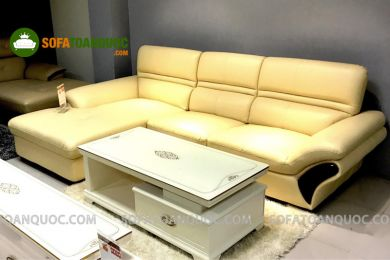 Sofa da nhập khẩu mã VH16