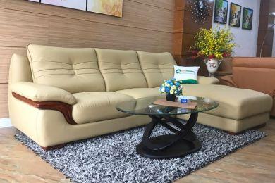 Sofa da nhập khẩu mã VH-05 mới