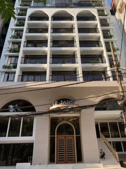 Khách sạn Le Jardin - 46 Nguyễn Trường Tộ - Ba Đình - Hà Nội