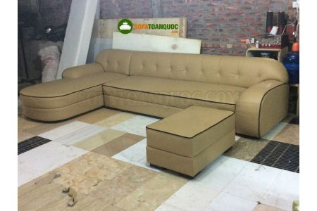 Ghế sofa da mã 02