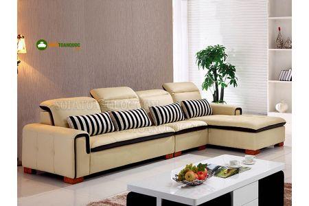 Ghế sofa da mã 08