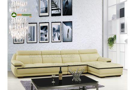 Ghế sofa da mã 18