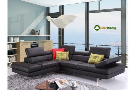 Ghế sofa da mã 48
