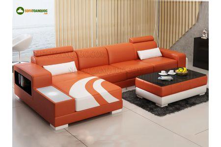ghế sofa da mã 83
