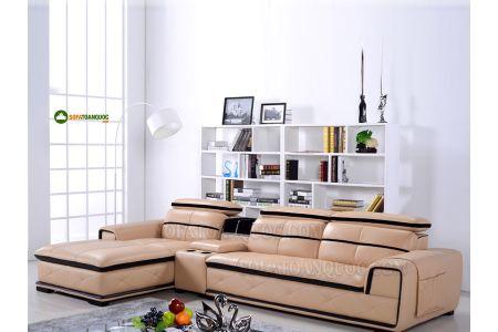 ghế sofa da mã 87