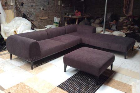 Ghế sofa vải mã 04