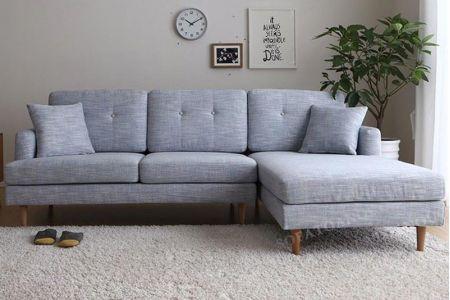 Ghế sofa vải mã 18