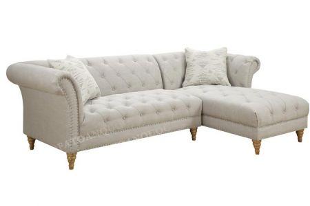 Ghế sofa vải mã 43