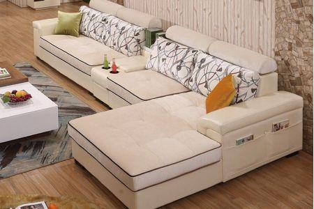 ghế sofa vải mã 46