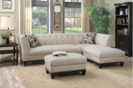 ghế sofa vải mã 53