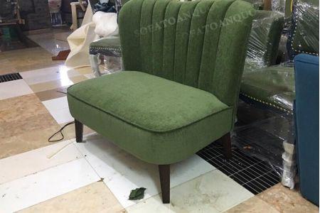 Ghế sofa văng đôi không tay vịn cho khách sạn