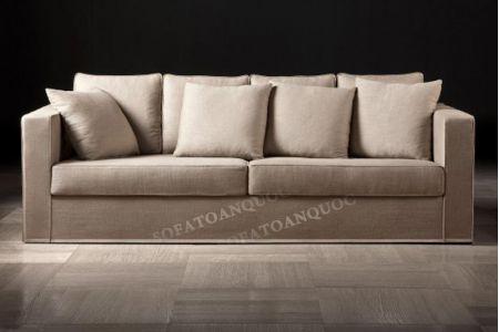 Ghế sofa văng dài cho phòng khách nhỏ hẹp mã 09