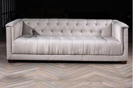 Ghế sofa văng kiểu dáng tân cổ điển sang trọng cho phòng khách dài mã 54
