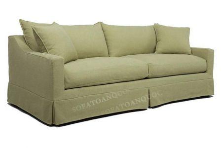 Mẫu Ghế Sofa Giản Dị Bọc Vải Mã 67