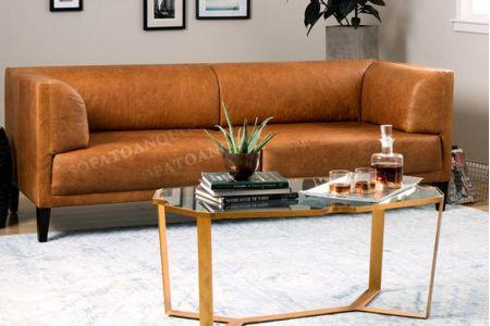 Mẫu ghế sofa dưới 10 triệu bọc da mã 69