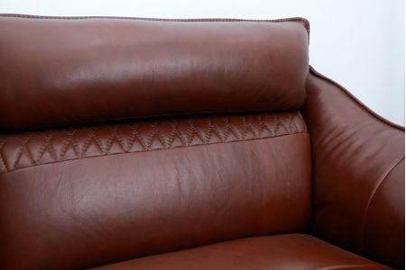 Sofa da bò thật 50 nhập khẩu VH26