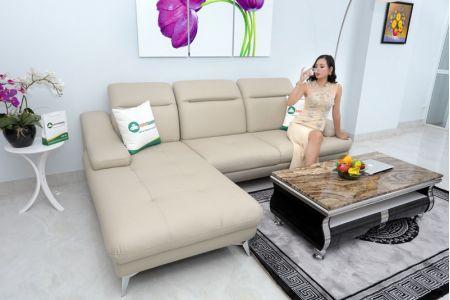 sofa da mã TN-03B