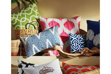 Gối trang trí sofa mã 28