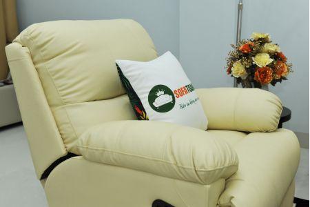 Bộ bàn ghế sofa da bò tót nhập khẩu mã tq06-12