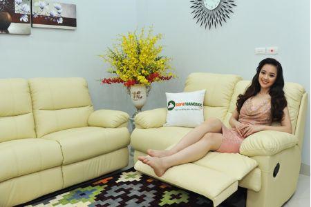 Bộ bàn ghế sofa da bò tót nhập khẩu mã tq06-5
