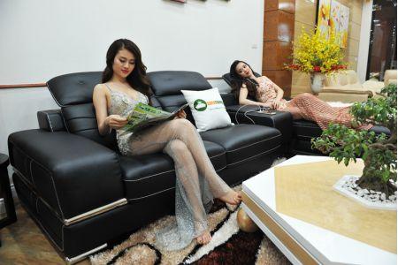 ghế sofa da nhập khẩu mã sdn03t-10