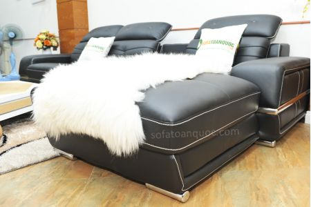ghế sofa da nhập khẩu mã sdn03t-13