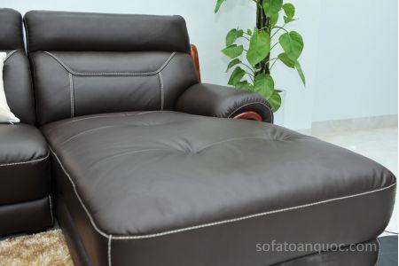 ghế sofa da nhập khẩu sdn011t-13