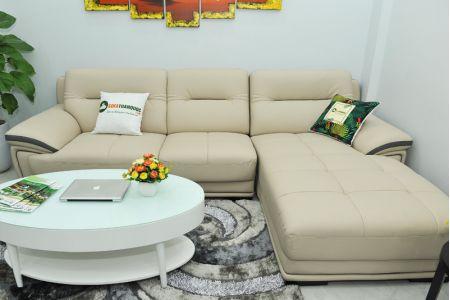 ghế sofa da nhập khẩu sdn13t-11