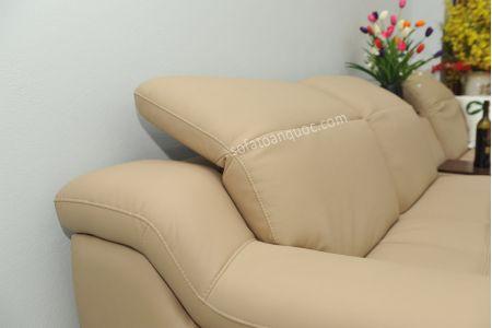 ghế sofa da nhập khẩu sdn09t-15