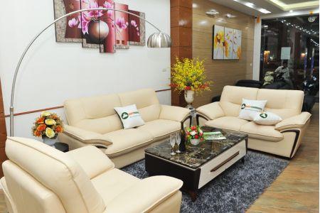 ghế sofa da nhập khẩu mã sdn02-8